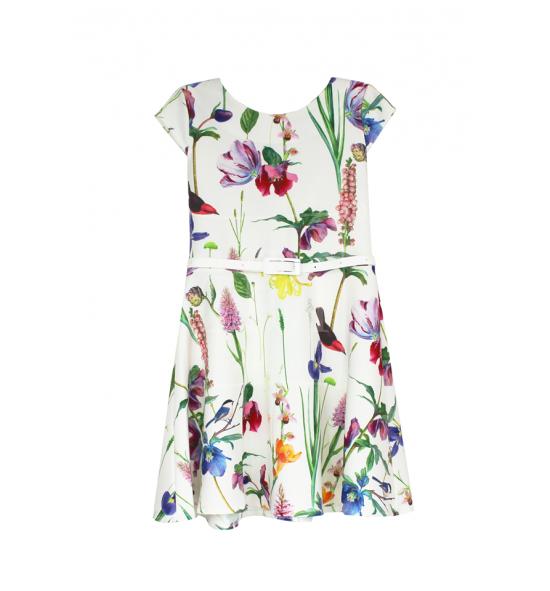 e16739dbad Kwieciste sukienki dla dziewczynek - producent odzieży dziewczęcej