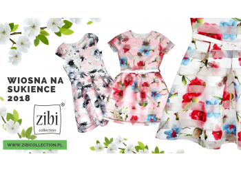 Prepare for spring with Zibi Collection!